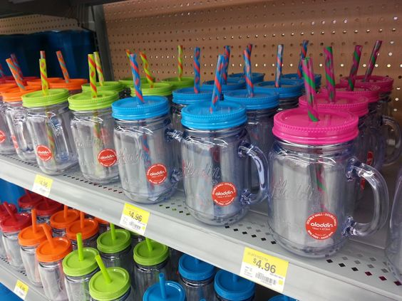 Mason jar mugs walmart