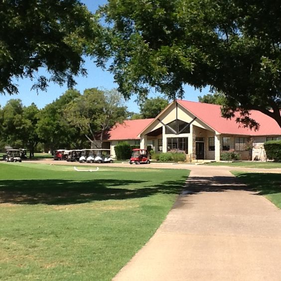 Anyone moving to Texas?The clubhouse at Pecan Plantation in Granbury Texas,near Fort Worth.