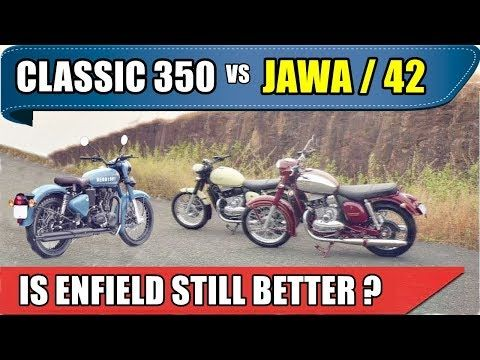 Jawa Jawa 42 Vs Royal Enfield Classic 350 Which To Buy Jawa