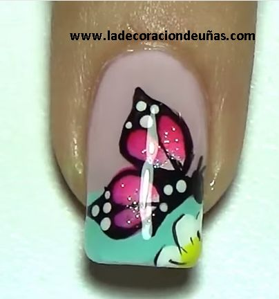 U As Decoradas De Los Pies Con Mariposas Buscar Con
