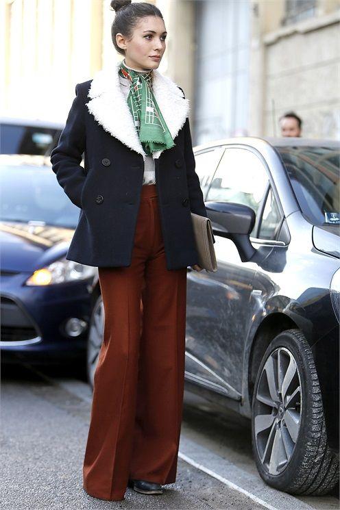 Voguistas Milano Moda Uomo  2015-2016 street style