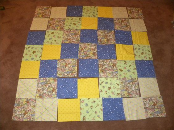 Another quilt made for  friend.