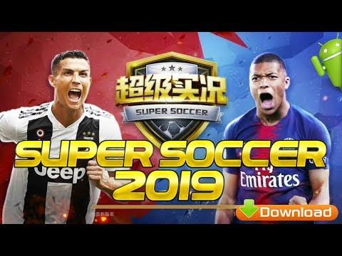 Super Soccer 2019 Android Apk Download Soccer Top League Android Mobile Games