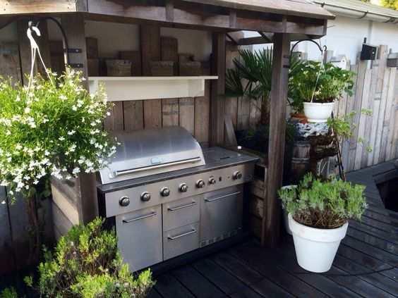 Boretti Buitenkeuken : Boretti Marciano Gasbarbecue luxe Buitenkeuken Barbecue BBQ