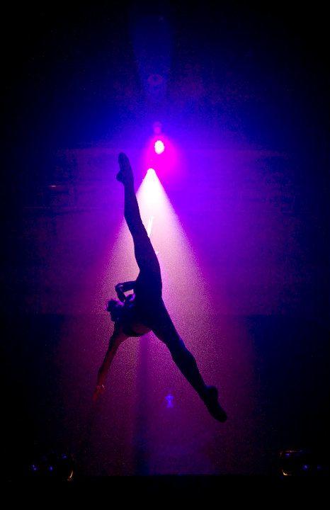 Françoise Voranger- Hybrid Movement Company NYC- Guesting with Quixotic Fushion Kansas City Madrid Theater