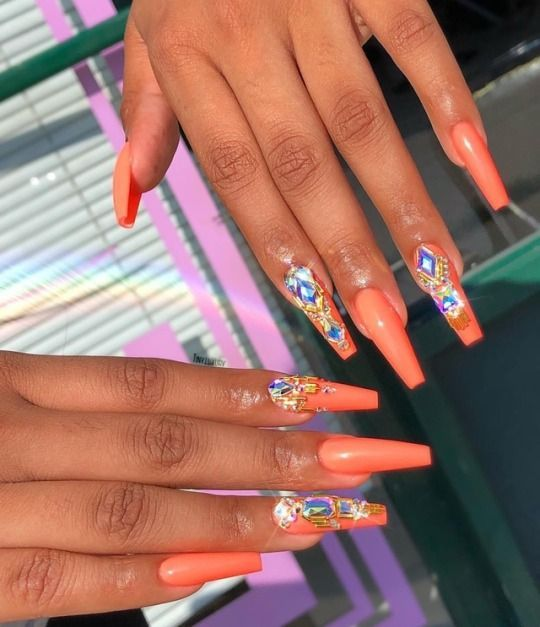 Nails On Black Women Tiny Luxury Nails Coffin Nails Designs Luxury Nails