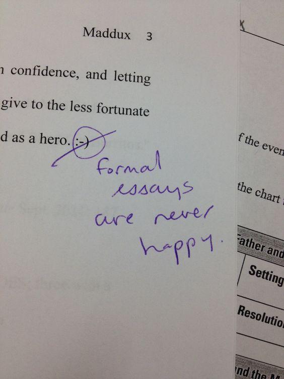 My english teacher: