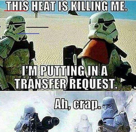 25 Hilarious Star Wars Memes Dark Side Startv Star Wars Fan Then You Must Know Dark Side Don T You Star Wars Memes Funny Star Wars Memes Star Wars Baby