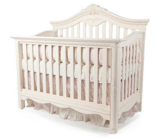 Munire Furniture Savannah Lifetime Crib Linen 3199 This