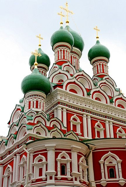 Moscow, Russia * Thanks for showing the beauty of Russia, and world peace with her peoples *
