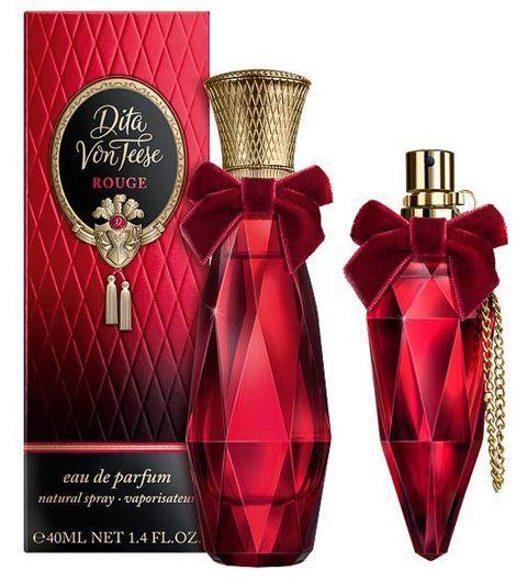 Dita Von Teese ❤•♥.•:*´¨`*:•♥•❤ Rouge.