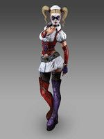 Cosplay Harley Quinn. My choice for expo 2014