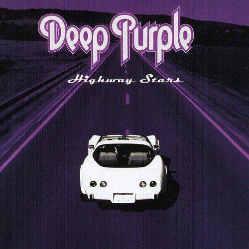 Deep Purple – Highway Star (single cover art)
