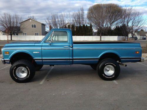 1972 Chevy Truck 4x4 Zu Verkaufen Yahoo Image Search Results