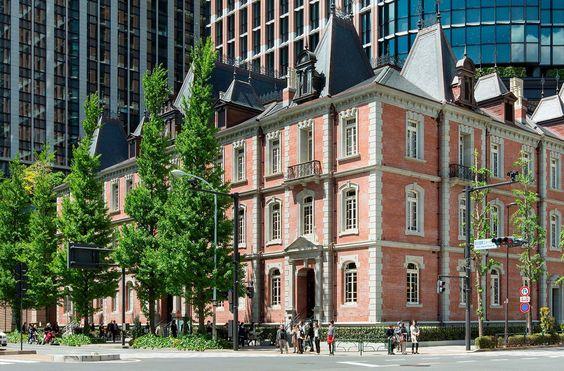 Mitsubishi Ichigokan Museum, Marunouchi  三菱一号館美術館