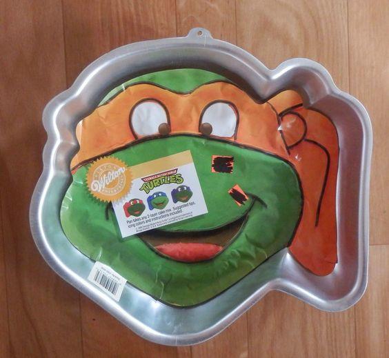 Tortoise Cake Tin
