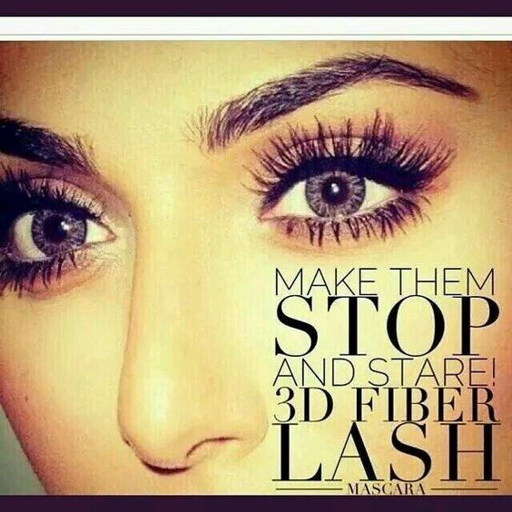 Out with the old and in with new YOUNIQUE 3d Mascara