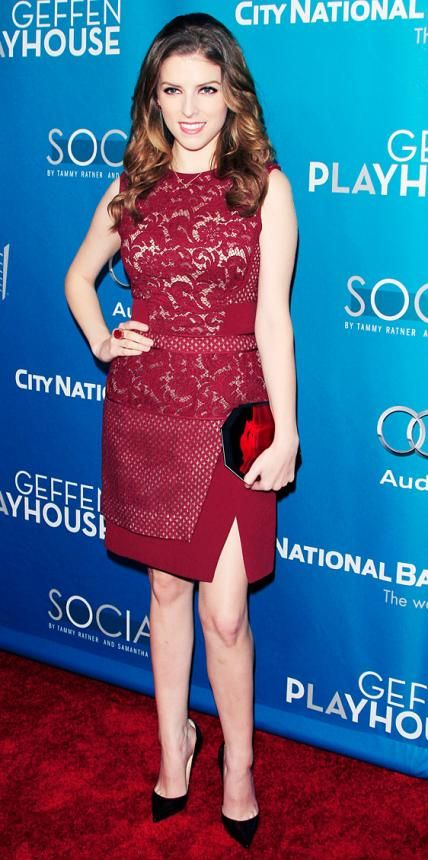 Looks of the Week - Anna Kendrick from #InStyle