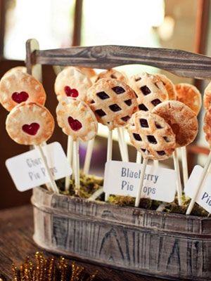Wedding Cake Alternatives - Mini Desserts | Wedding Planning, Ideas & Etiquette | Bridal Guide Magazine