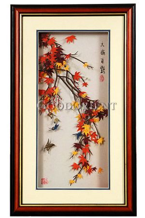 Maple 3D Framed Art Wall Decor For The Home Pinterest Framed Art