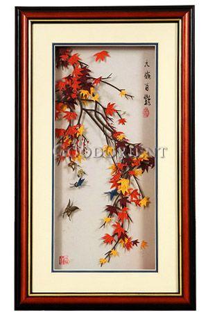 Maple 3D Framed Art Wall Decor For The Home Pinterest Framed Art