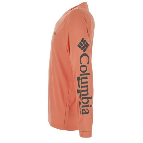 The columbia sportswear men 39 s terminal tackle long sleeve for Columbia fishing gear