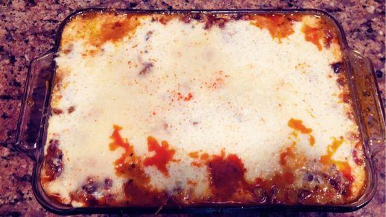 GF Eggplant Lasagna