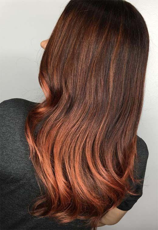 55 Auburn Hair Color Shades To Burn For Auburn Hair Dye Tips Hair Color Auburn Auburn Hair Dye Hair Color Shades