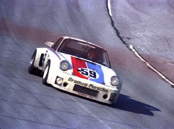 luimartins:  1975 Daytona Porsche 911 RSR winner