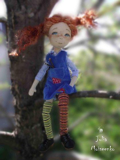 Pippi by Julia Moiseenko