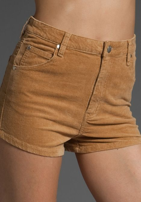 """MINKPINK High Waisted """"Forever Young"""" shorts"""