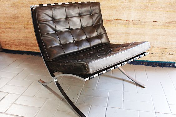Barcelona Chair I Mies van der Rohe