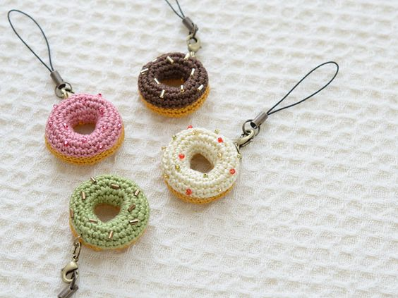 Amigurumi Donut : Pinterest The world s catalog of ideas
