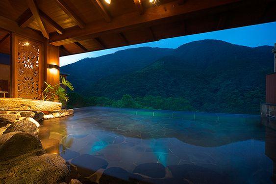 Onsen-Onsen   Hakone Ginyu-Spa resort Miyanoshita Hakone Ginyu
