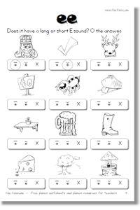 Worksheets 2nd Grade Phonics Worksheets phonics worksheets and online games free for kindergarten 1st grade