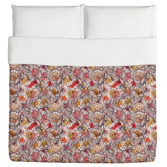 Uneekee The Conquest of Paradise Duvet