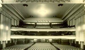 Cinema Palácio – Década de 40.