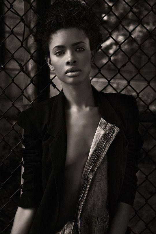 Crystal Black Babes - Ebony Fashion Models