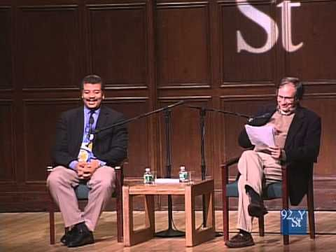Neil DeGrasse Tyson: Blackholes and Other Cosmic Quandries | 92Y Talks