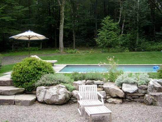 Ideas for around the pool