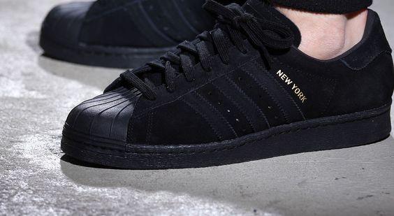 "Adidas Superstar 80s City Series ""New York"" bei Afew"
