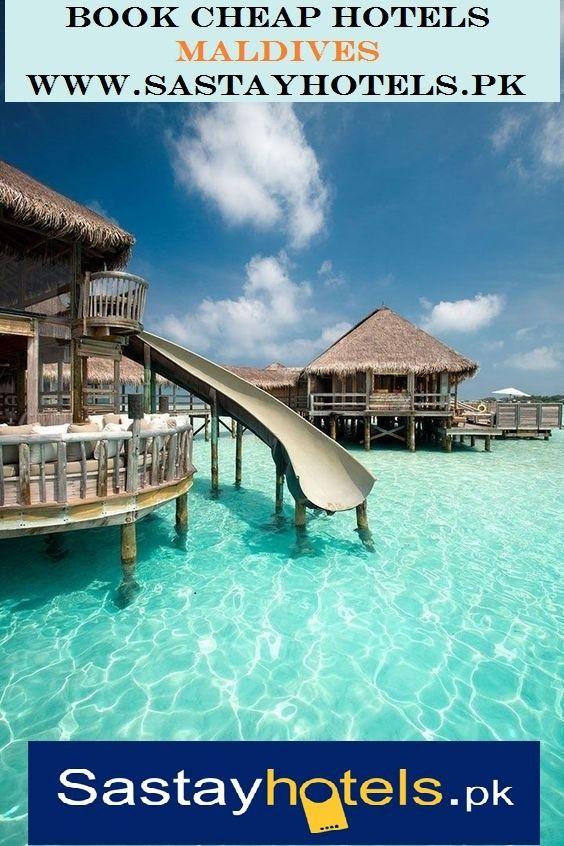 To Book Maldives Hotels Online Just Visit Sastayhotels Pk