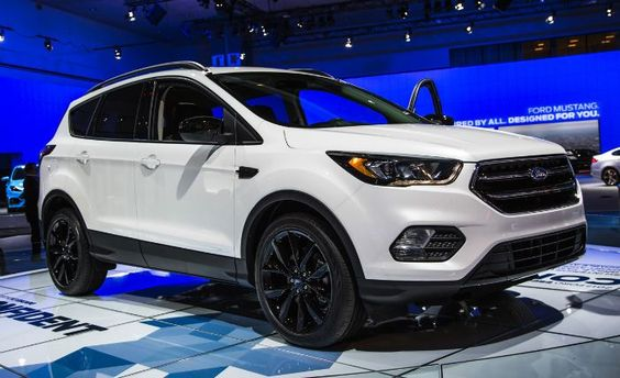 2019 ford escape interior and exterior vehicles pinterest ford
