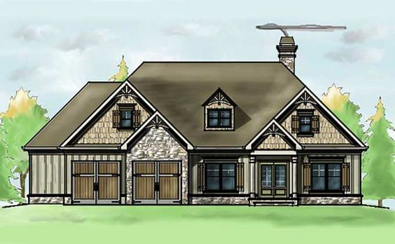 House Plans Cottages And Cars On Pinterest