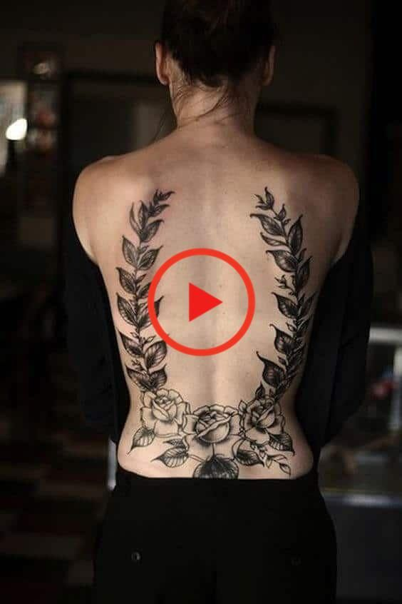 50 Back Tattoos For Women In 2020 Back Tattoo Women Tattoos For Women Tattoos