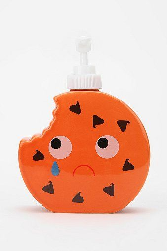 cookie soap dispenser