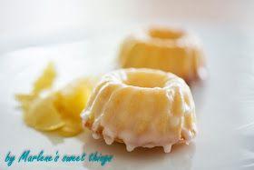 Marlene's sweet things: Zitronen Gugl