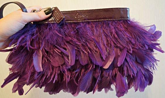 bolsa com plumas - Pesquisa Google