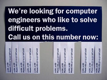 We're Looking for Computer Engineers Who Like to Solve Difficult Problems - TechEBlog