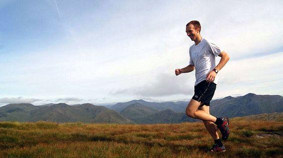 Edinburgh doctor runs seven marathons on seven continents in five days